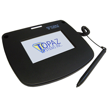 Large Format LCD Electronic Signature Capture Pads