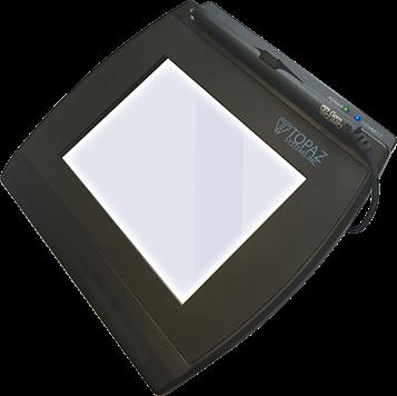 SignatureGem Backlit LCD SE 4x5 WiFi