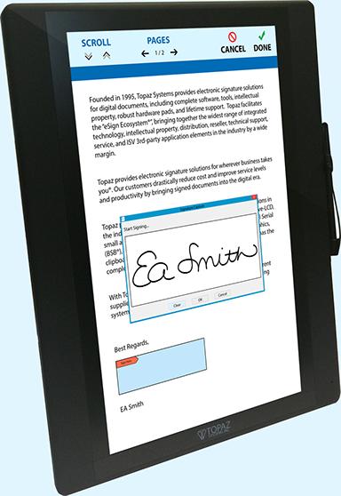 GemView 16 Tablet Display